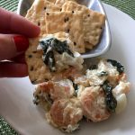 Shrimp and Spinach Dip