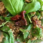 Sun Dried Tomato And Sweet Basil Salad